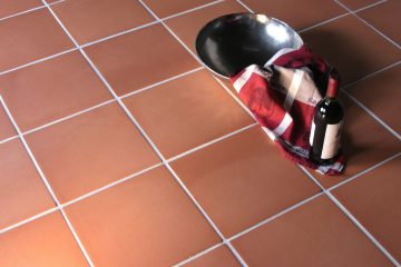 Quarry Floor-Tile - Cleaning Quarry Tiles - KleanSTONE