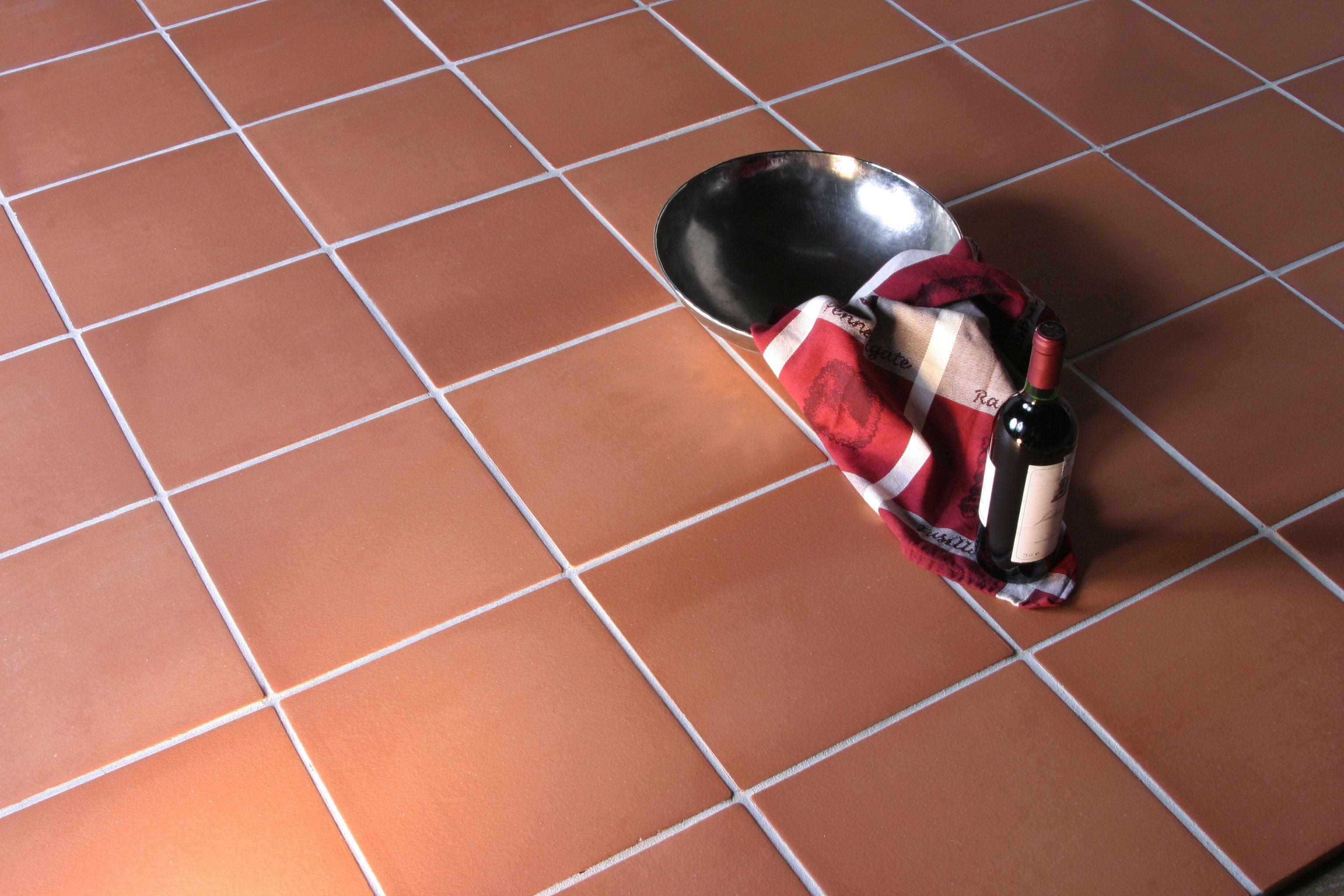 Quarry Tile Floors - Cleaning Quarry Tiles - KleanSTONE