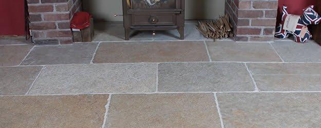 Limestone Floor - Limestone Floor Tiles - KleanSTONE
