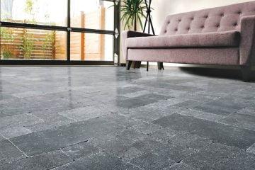 Natural Stone Floor - Floor Porosity - Stone Floor Sealing - KleanSTONE Natural Floors