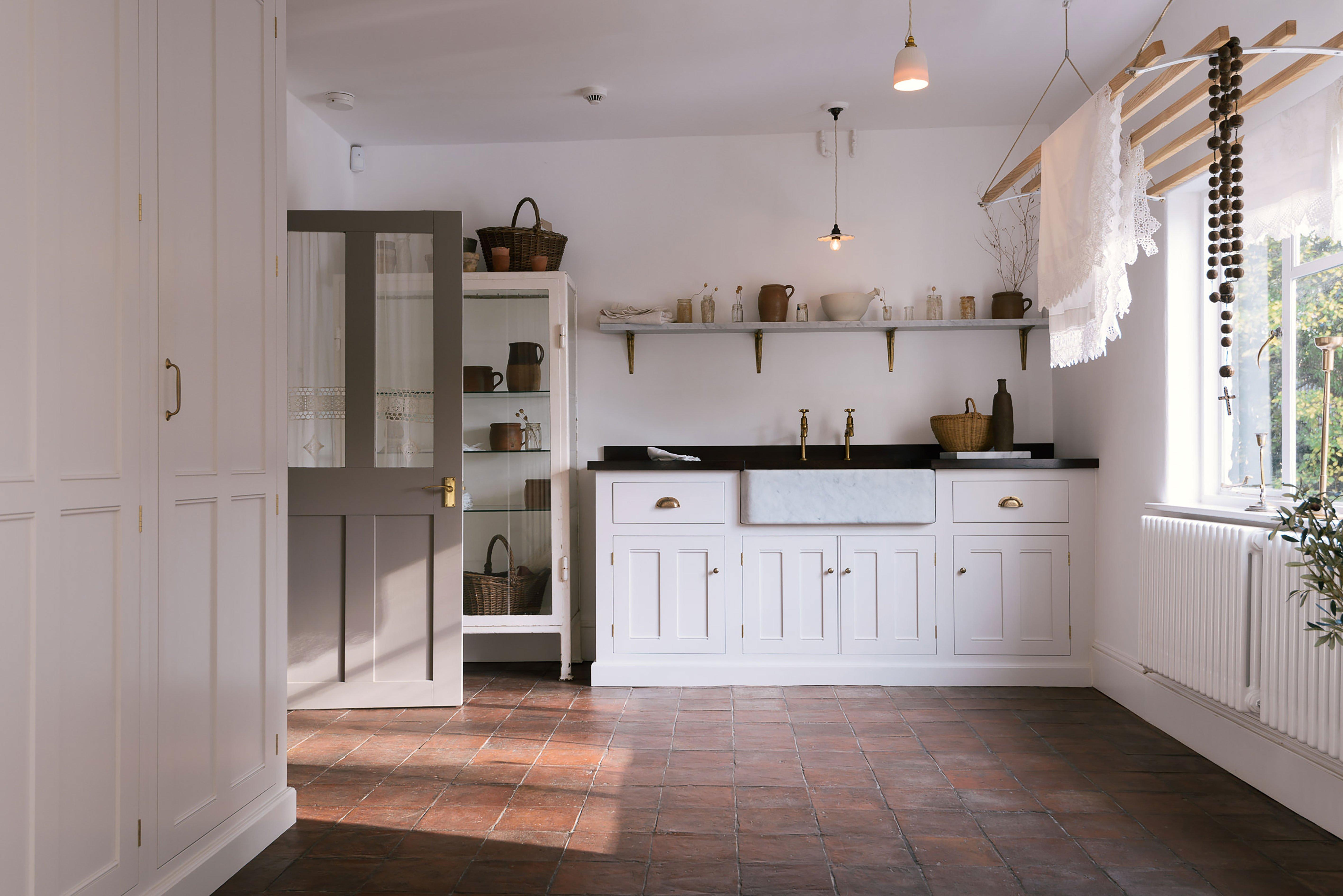 2019 Stone Flooring Trends - Terracotta Floor Tiles - KleanSTONE Stone Floor Cleaning