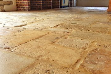 KleanSTONE Stone Floor Transformation Before-After 9 - KleanSTONE Floor Cleaning