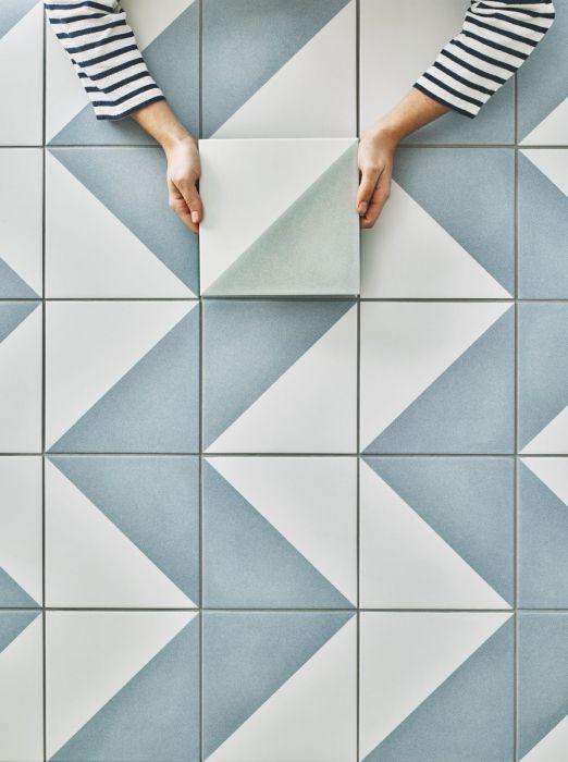 Cleaning Porcelain Floor Tiles Top Tips For Perfect Porcelain - Porcelain Pattened Floor Tiles - Floor Tiles - KleanSTONE Floor Cleaning