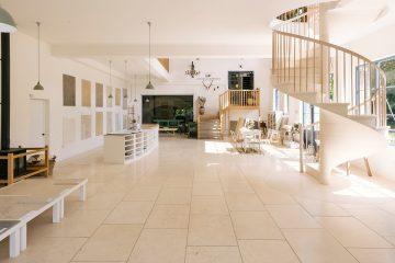Cleaning-Porcelain-Floor-Tiles-Top-Tips-For-Perfect-Porcelain---Porcelain-Yellow-Floor-Tiles---Floor-Tiles---KleanSTONE-Floor-Cleaning
