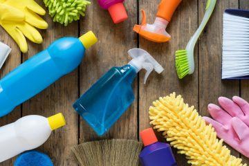 Spring Cleaning - Cleaning Products - Floor Cleaning - KleanSTONE