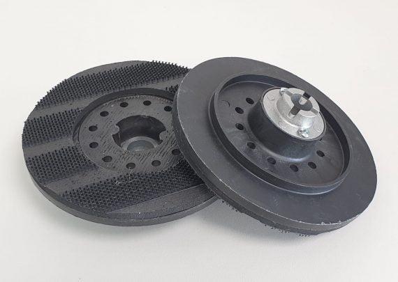 backing pad holders for kara and caspian